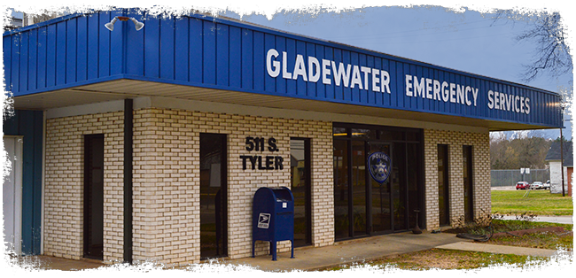 Gladewater, Police, Crime, Map, Station